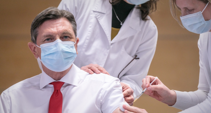 Predsjednik Pahor