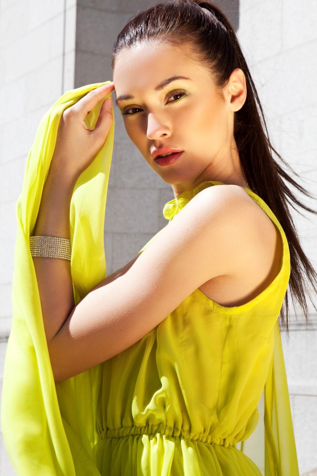 "Marina je bila treća na takmičenju ""Austria's Next Top Model"" (FOTO: marina-djordjevic.blogspot.com)"