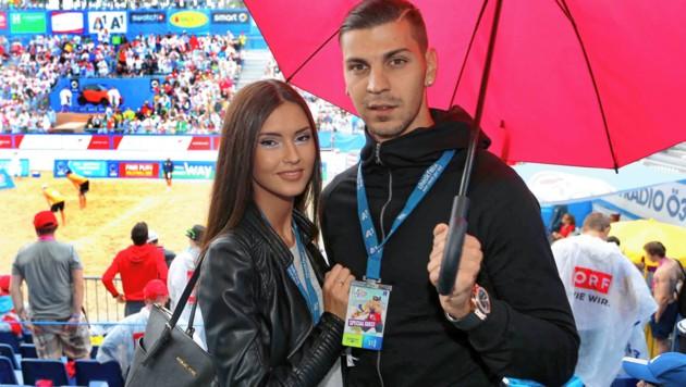 Marina i Aleksandar: Bili u vezi pet godina