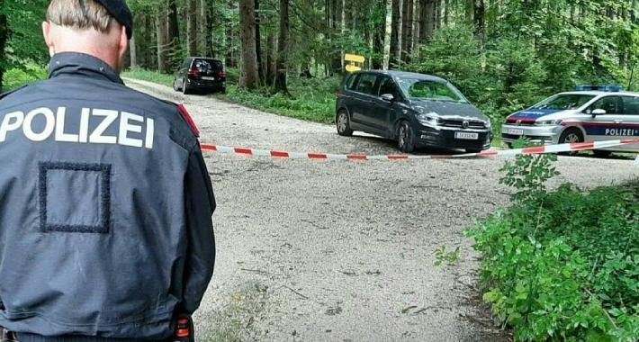 Mjesto gdje je pronađeno tijelo žene / FOTO: salzburg24.at